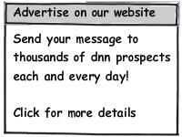 Advertise on DNNSkins